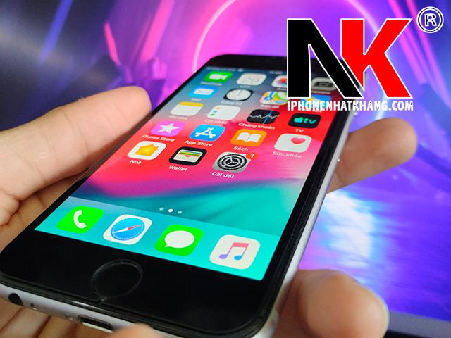 fix loi rung man hinh iphone 6