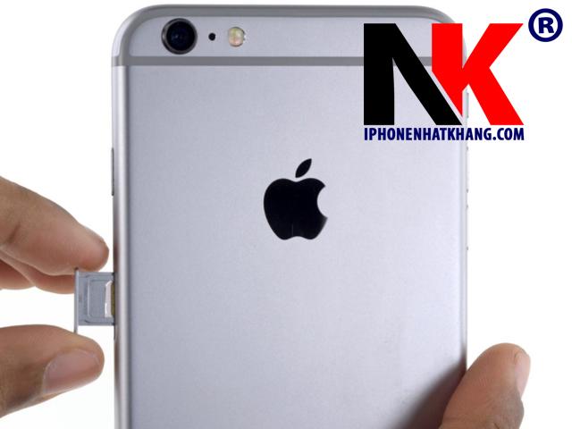 thay khay sim iphone 6s chinh hang