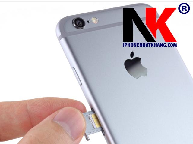 thay khay sim iphone6