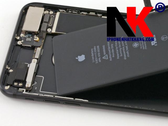 thay pin dien thoai iphone 7plus